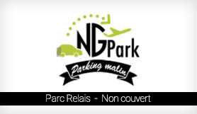 NGPark - Park & Ride - Uncovered - Nantes Airport