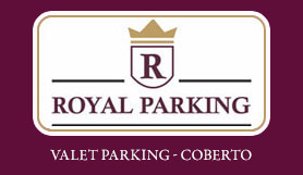 Royal Parking - Meet & Greet - Covered - Porto