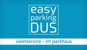 easyparkingDUS - Meet & Greet- Uncovered- Düsseldorf