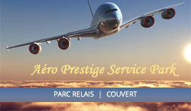 Parking Aero Service Prestige Park - Park & Ride - Covered - Lyon Airport