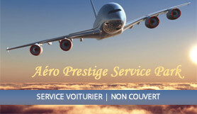 Aero Service Prestige Park - Meet & Greet Service - Uncovered - Lyon Airport