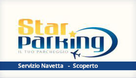 Star Parking - Park and Ride - Uncovered - Milan Malpensa - KEYS