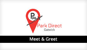 Gatwick - Park Direct Meet and Greet
