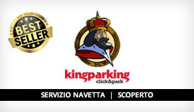 King Parking - Park & Ride - Uncovered - Malpensa