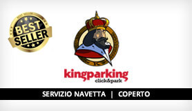 King Parking - Park & Ride - Covered - Malpensa