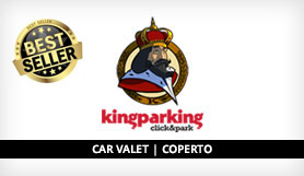 King Parking - Meet & Greet - Covered - Malpensa