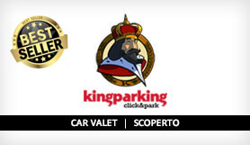 King Parking - Meet & Greet - Uncovered - Malpensa