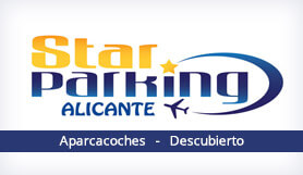 Star Parking - Meet & Greet - Uncovered - Alicante