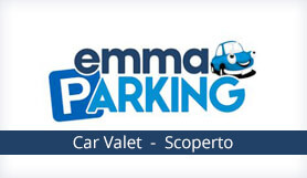 Emma Parking - Meet & Greet - Uncovered - Fiumicino