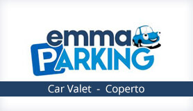 Emma Parking - Meet & Greet - Covered - Fiumicino