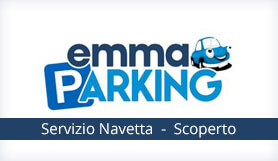 Emma Parking - Park & Ride - Uncovered - Fiumicino
