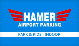 Hamer Airport Parking - Park and Ride - Indoor - Perth (T3 & T4 only)