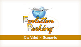 Evolution Parking - Meet & Greet - Uncovered - Fiumicino
