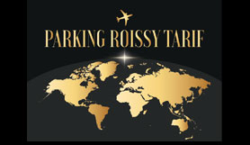 Parking Roissy Tarif - Park & Ride - Uncovered - CDG Airport