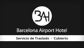 Barcelona Airport Hotel - Park and Ride - Covered - Barcelona