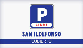 Parking San Ildefonso - Covered - Barcelona