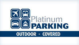 Platinum Parking Car Storage - Meet & Greet - Outdoor (Covered) - Auckland