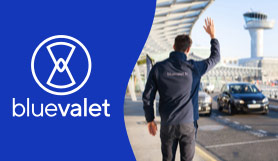 Blue Valet - Meet & Greet - Uncovered - Nice Côte d'Azur Airport