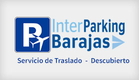 Inter Parking Barajas - Park & Ride - Uncovered - Madrid