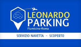 Leonardo Parking - Meet & Greet - Uncovered - Roma Fiumicino