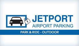 JetPort - Valet Park and Ride - Outdoor