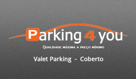 Parking4You - Meet & Greet - Covered - Porto