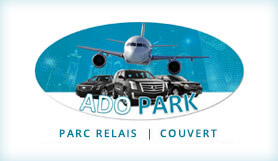 Adopark - Park & Ride - Covered - Mulhouse-Basel