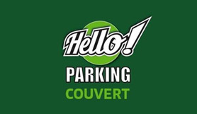 Hello Parking - Park & Ride - Covered - Brussels Charleroi Airport