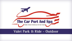 The Car Port And Spa - Valet Park & Ride - Outdoor - Perth