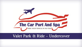 The Car Port And Spa - Valet Park & Ride - Undercover - Perth