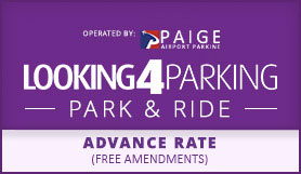 Luton - Looking4 Park and Ride - Advance Rate (NON FLEX)