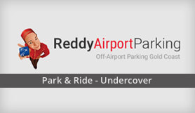 Reddy - Off Airport Parking - Park & Ride - Undercover - Gold Coast