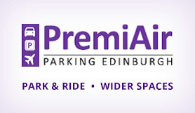 PremiAir Edinburgh Airport Parking - Wider Spaces
