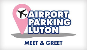 Luton Airport Parking - Meet and Greet - Premium Valet