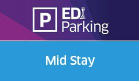 Edinburgh Mid-Stay car park