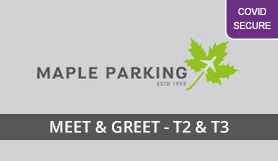 Heathrow Maple Manor Meet and Greet T2 & T3