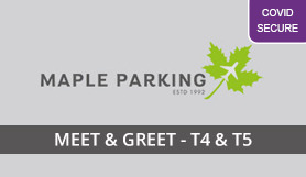 Heathrow Maple Manor Meet & Greet T4 & T5