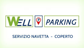 Well Parking - Trasferimento Navetta - Coperto - Malpensa