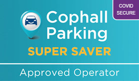 Cophall Parking Gatwick - Park and Ride - Non Flexible
