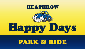 Heathrow Happy Days - Park & Ride - T2, T3 and T5