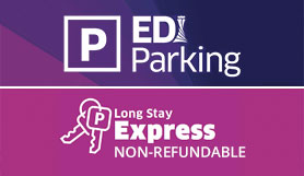Edinburgh - Long Stay Express - Non-refundable
