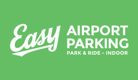 Easy Airport Parking - Park and Ride -  Indoor
