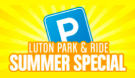 Luton - Park and Ride - Summer Special