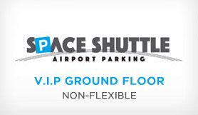 Sydney Space Shuttle Airport Parking - V.I.P Indoor Ground Floor