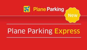 Edinburgh - Plane Parking Express - Non Flexible