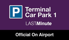Luton - Terminal Car Park 1 (Multi Storey) Parking - Last Minute