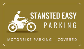 Stansted Easy Parking - MOTORBIKE Parking - Covered