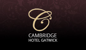 Gatwick - Cambridge Hotel Park & Ride