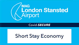 Stansted Official Short Stay - Economy - Blue Zone