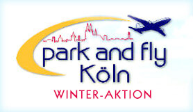 Park and Fly - WINTER-AKTION - Shuttle + Außenparkplatz - Köln/Bonn